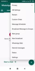GBWhatsapp | Download [Official] GBWhatsapp Apk App Latest Version 3